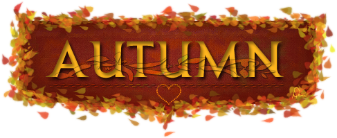 Right Click to Save Autumn Banner & Stamp (PNG Format).